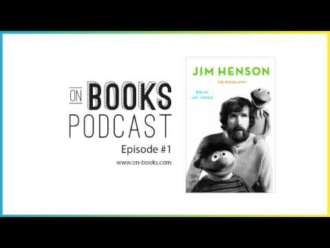 Jim Henson's Biography Teaches us About Visual Thinking, and Creativity - [ON BOOKS EPISODE #1]
