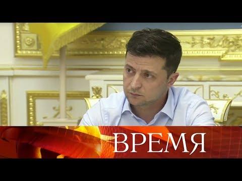 Президент Украины Владимир Зеленский назначил на 21 июля досрочные выборы в Верховную раду.