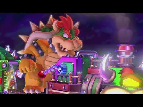Mario Party 10 - Bowser Party Mode - Mushroom Park (Master CPU)