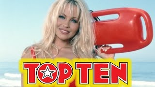 Top 10 Hottest Baywatch Babes
