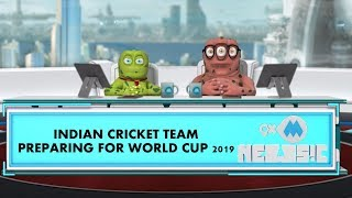 India Vs Australia   World up 2019 Preparations   9XM  Newsic   Bade   Chote