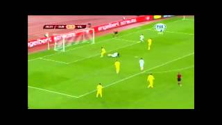 Video Gol Pertandingan Zurich vs Villarreal