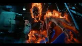 Ghost Rider - Ghost Riders In The Sky ( Spiderbait - Cage).mp4