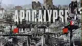 APOCALYPSE La 1ère Guerre Mondiale Episode 1