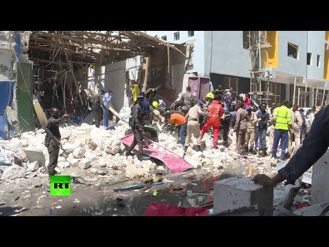 В результате взрыва в Сомали погибли девять человек