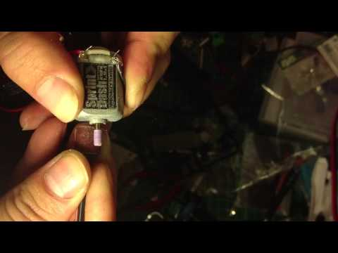 Tamiya mini 4wd Tutorial how to setup 100% floating gear system for MS chassis Part 24