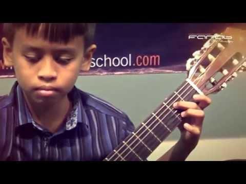 Aqiela - Waltz in C Mayor ( Farabi Music School )