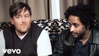 Elbow - Toazted Interview 2008 (part 2 of 4)