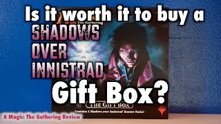MTG - Is it worth it to buy a Shadows Over Innistrad Gift Box? A Magic: The Gathering Review(, 2016-05-10T13:00:03.000Z)