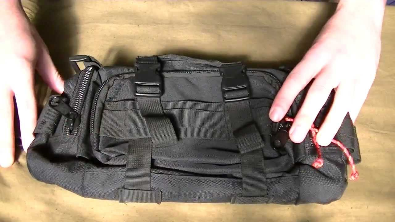 44c6d9637863 Тактическая сумка   Backpack SWAT - YouTube