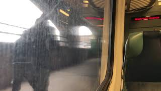 Riding Long Island Rail Road Bombardier M7 EMU (Jamaica to Atlantic Terminal) 4/9/19