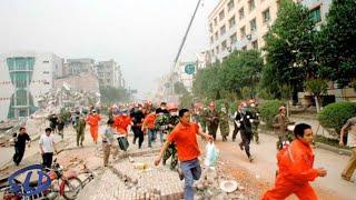 Warga Berhamburan Ketakutan! Dentuman Hancurkan Kota China Tengah || Kejadian² Alam 2021