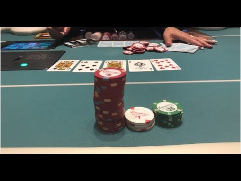 The Suck Outs Of $1/$3 NLHE