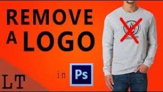 Photoshop tutorial: Remover Objeto e Logo no Photoshop Removing the logo