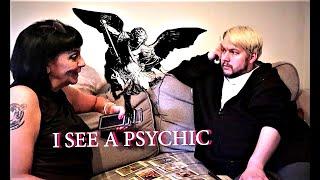 I SEE A PSYCHIC MEDIUM LOUISE JONES AMAZING