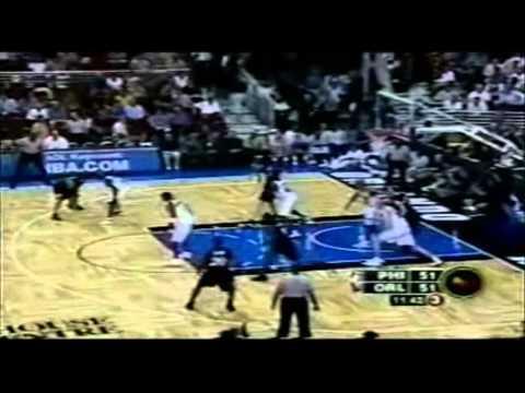 Allen Iverson Highlight vs Tracy McGrady the Magic 02/03 NBA Opener *10.29.2002