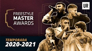 GALA OFICIAL FREESTYLE MASTER AWARDS 2020-2021 | Urban Roosters