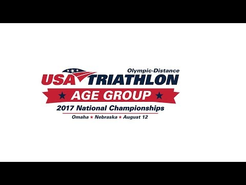 2017 Age Group National Championships | Olympic-Distance race in Omaha, Nebraska