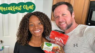 Sausage, Egg & Cheese Casserole ? | LIVE Breakfast Chat
