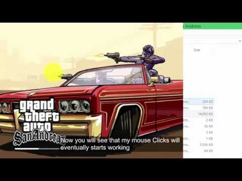 UPD8: How to fix GTA SA mouse not Working? [100% Working & Single File Download] Permanent Solution