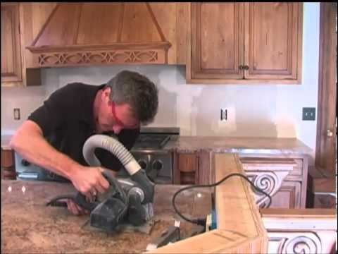 How To Install Granite Slab Countertops