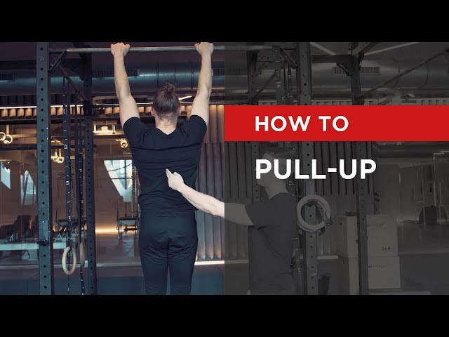 HOW TO: Pull-up