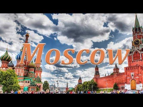 Пътуване в Русия - МОСКВА - Червен площад, ГУМ и още много! (епизод 7)