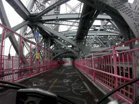 14 gru 2015 Williamsburg Bridge