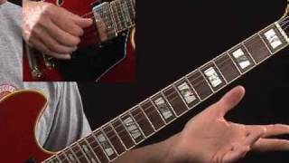 How to Play Guitar Like Wes Montgomery - Gm7 Lick 3 - Jazz Guitar Lessons