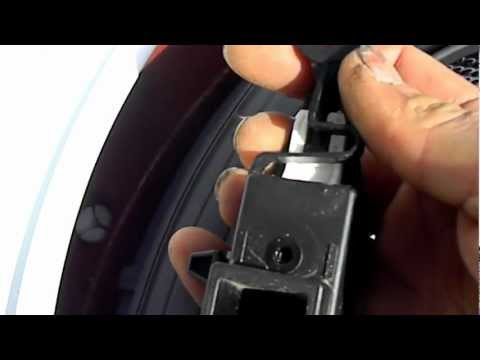 How To Open A Washing Machine Door That Won T Open Norm