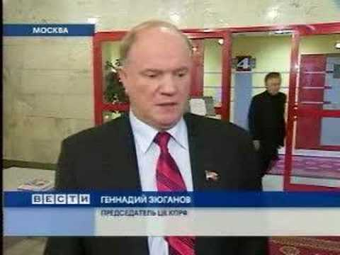 THE GREAT LEADER , GENNADY  ANDREIVCH ZYUGANOV