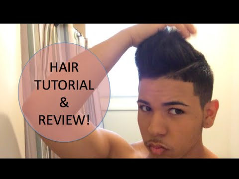 Hair Tutorial & Review on BTZ Products