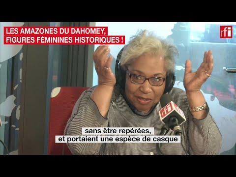 Les amazones du Dahomey, figures féminines historiques !