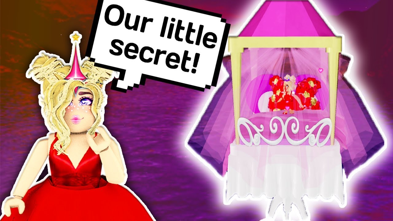 WE FOUND A SECRET HIDING SPOT IN ROYALE HIGH SCHOOL & MY DAILY ROUTINE //  Roblox Royale High School