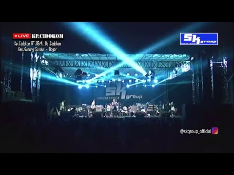 Live Streaming SK GROUP Edisi Kp Cidokom Gunung Sindur - Minggu, 9 Desember 2018
