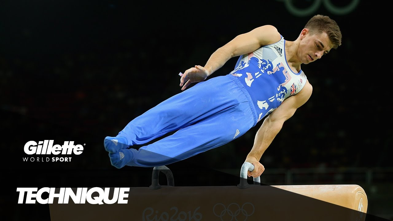mastering the pommel horse with olympic champion max whitlock