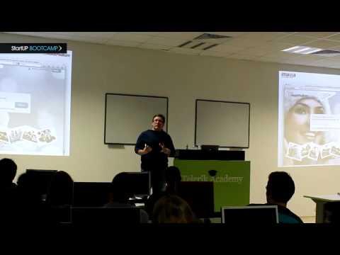 StartUP Bootcamp #5: Крис Георгиев - Маркетиране на стартъп