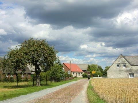 Altmark-Rundkurs und Elbe - eine Radtour