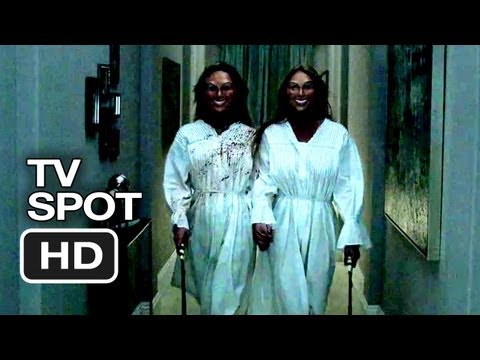 The Purge TV SPOT - Crime (2013) - Ethan Hawke, Lena Headey Thriller HD