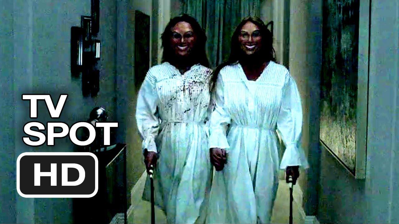 the purge tv spot - crime (2013) - ethan hawke, lena headey thriller