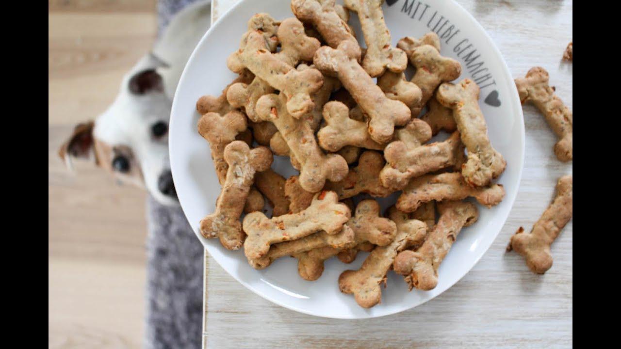 Gesunde Hundeleckerlis Mit Banane Und Karotten Heavenlynn Healthy