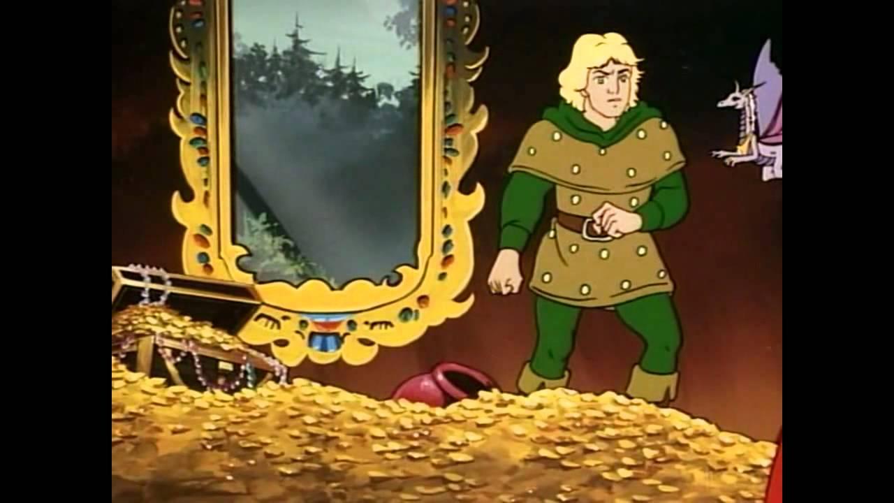 Caverna do Dragão - Último Episódio  PARTE FINAL