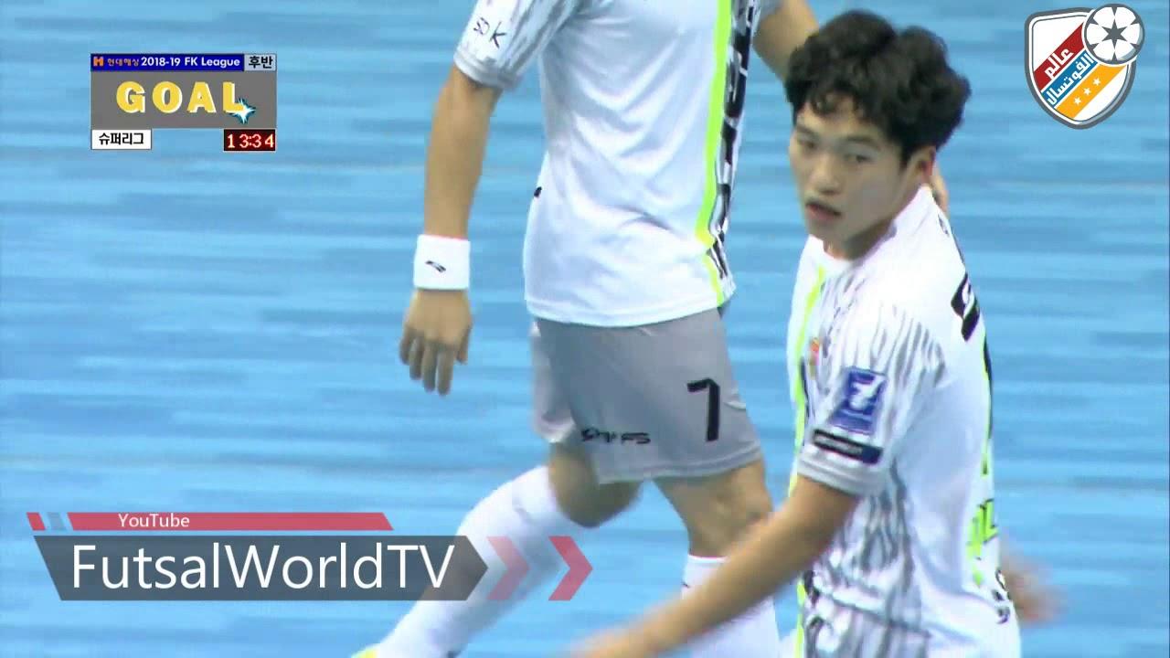 Download South Korea League (FK-League) - Round 1 - Starsports Futsal Team 4x1 Futsal Club Jecheon