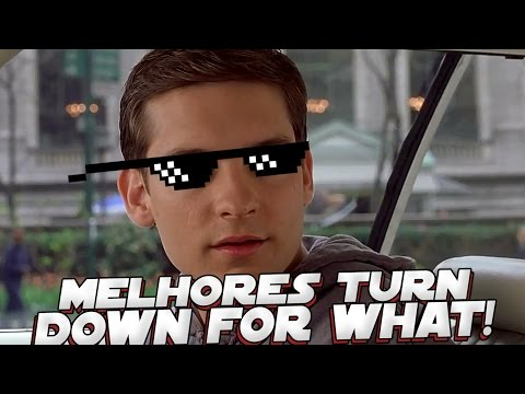 MELHORES TURN DOWN FOR WHAT DE SUPER HEROIS PARTE 3