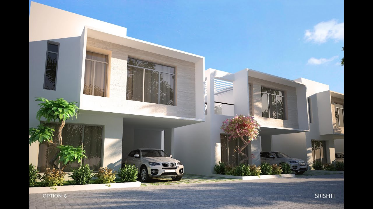 Luxury Villas And Row Houses In Thalambur Near