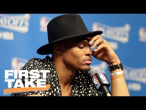 Have Opinions On Westbrook Changed After Thunder's Elimination? | First Take | April 26, 2017