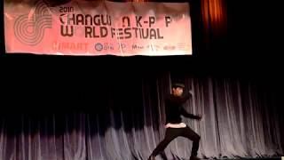Grrr - Stray Kids Dance Cover (Aurora, CO Changwon Kpop World Festival Competition)