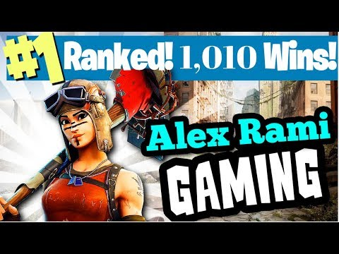 #1 WORLD RANKED - 1010 WINS! - SPONSOR GOAL 513/600 - FORTNITE BATTLE ROYALE LIVE STREAM! thumbnail