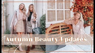 AUTUMN BEAUTY UPDATES & Organising my Jewellery Collection // Fashion Mumblr