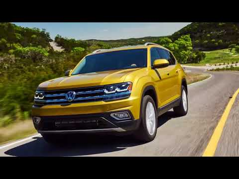 Volkswagen plans an Atlas family of SUVs and crossovers